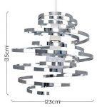suspension design metal TOP 0 image 1 produit