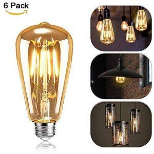 suspension forme ampoule TOP 8 image 0 produit