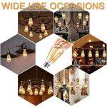 suspension forme ampoule TOP 8 image 2 produit