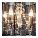 suspension luminaire baroque TOP 4 image 2 produit
