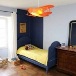 suspension luminaire orange TOP 0 image 2 produit