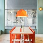 suspension luminaire orange TOP 11 image 3 produit
