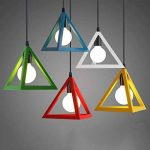 suspension luminaire orange TOP 8 image 2 produit