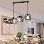 suspension luminaire salle à manger TOP 9 image 3 produit