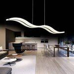Suspension,Lustre Salon Moderne LED,Create For LifeSuspension LED,Moderne LED Lustre, Suspendus Luminaire Plafond led Lampe,6000k de la marque Create-for-Life image 1 produit