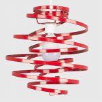 suspension rouge TOP 3 image 2 produit