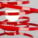 suspension rouge TOP 3 image 4 produit
