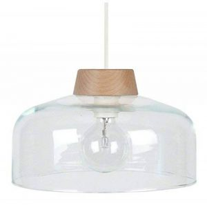 suspension verre transparent TOP 7 image 0 produit