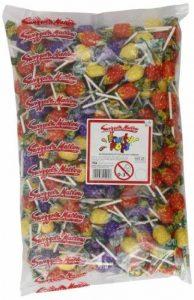 Swizzels Matlow Fruity Pops Lollies Sweets (1 x 3 kg) de la marque Grocery Centre image 0 produit