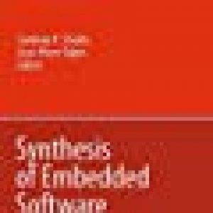 Synthesis of Embedded Software de la marque Sandeep Kumar Shukla image 0 produit