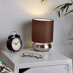table de chevet avec lampe TOP 2 image 4 produit