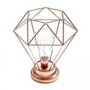 TAOtTAO Creative Lampe de Bureau Fer Chambre à Coucher Décoration Photographie Prop Lampe de la marque TAOtTAO image 0 produit