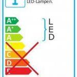 TEVEA - IP44 LED Spot Encastrable | aussi pour salle de bains | 4W 230V | Lot de 5 Spots (Blanc Chaud) de la marque TEVEA image 2 produit