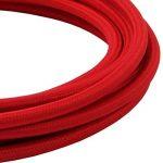 textile Kit câble rouge–E27à petite vis pour abat-jour avec 3m de câble de la marque ExtraLight image 1 produit