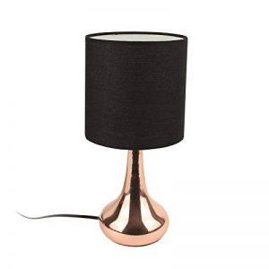 THE HOME DECO FACTORY HD3334 Lampe Métal Noir/Cuivre de la marque THE HOME DECO FACTORY image 0 produit