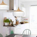 Tomons Lampe de Plafond Blanc Ampoule LED Moderne Câble Nylon pour Maison de la marque tomons image 4 produit