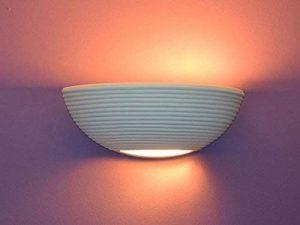 """'Top Lampe murale céramique Lampe murale plâtre """"ELSA 1950 de la marque KML image 0 produit"""