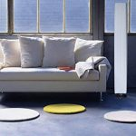 Trango LOOP Lampe sur pied Design plissé anguleux Blanc 120 cm de la marque Trango image 1 produit