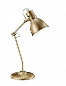 Trio Leuchten Lampe de table laiton mat 500500104 de la marque Trio-Leuchten image 0 produit
