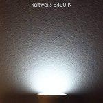 UltraSlim Panneau LED 3W 230V Aluminium Spot rond Moderne kaltweiß (6400 K) de la marque HAVA image 3 produit