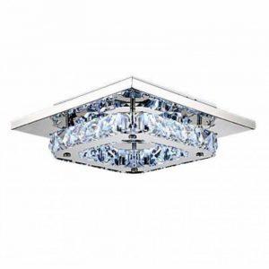 Unitary BRAND Plafonnier En Cristal Moderne LED 8W Plaque de la marque UNITARY image 0 produit