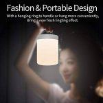 Veilleuse LED,FiDi Tek Lampe avec Contrôle Tactile à 360°, Lampe de Table avec 3 Niveaux de Lumière Blanche Réglable et Changement de 256 Couleurs RGB de la marque FiDi Tek image 3 produit