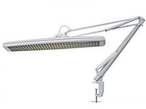 Velleman 59921 Lampe de Bureau avec Fixation Etau Blanc 3 X 14 W de la marque Velleman image 0 produit