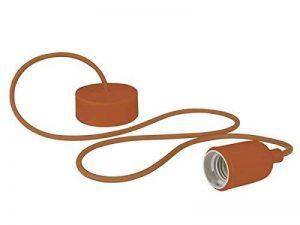 Velleman LAMPH01BR Luminaire Design à Suspension en Cordage Verre Multicolore de la marque Velleman image 0 produit
