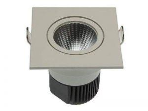 Velleman LEDA44WW Plafonnier Professionnel LED Cob Verre 6.5 W Blanc de la marque Velleman image 0 produit