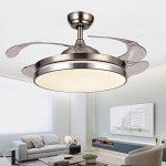 ventilateur de plafond avec lumière et télécommande TOP 12 image 3 produit