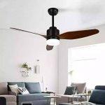 ventilateur de plafond avec lumière et télécommande TOP 13 image 1 produit