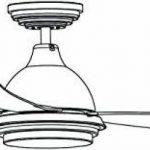 Ventilateur de plafond blanc à économie d'énergie Raja avec éclairage LED dimmable, Télécommande incluse, 122 cm de la marque Pepeo GmbH image 1 produit