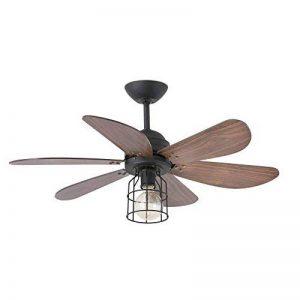 ventilateur de plafond noir TOP 4 image 0 produit