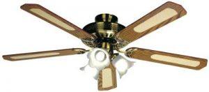 ventilateur plafond bois TOP 1 image 0 produit