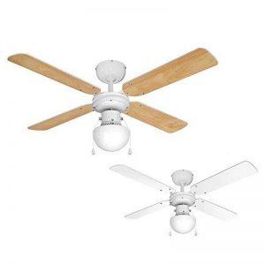 ventilateur plafond bois TOP 3 image 0 produit