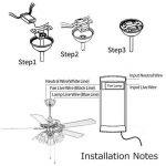 ventilateur plafond pour chambre TOP 14 image 4 produit