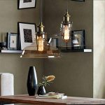 Verre Vintage industrielle Retro cordon de montage Ceiling Pendant Lampe Edison de la marque Beisaqi image 4 produit