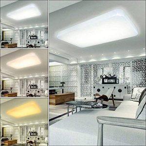 VGO® Plafonnier 30W LED à lumière changeante Starry Sky Nursery [Classe énergétique A ++] de la marque huigou image 0 produit