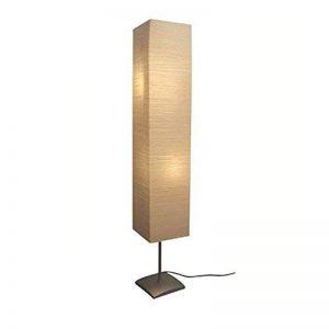 vidaXL Lampe à pied de salon 135 cm Alu crème de la marque vidaXL image 0 produit