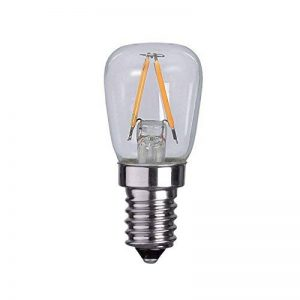 Vision-EL 77944 Ampoule LED Frigo 2W 4000°K, Aluminium/PC, E14, 2 W, Transparent de la marque Vision-EL image 0 produit
