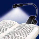 Wedo 2541001 Lampe de lecture mobile LED avec piles Noir de la marque Wedo image 1 produit
