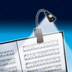 Wedo 2541001 Lampe de lecture mobile LED avec piles Noir de la marque Wedo image 2 produit