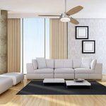 Westinghouse 7205240 Alloy Ventilateur de plafond E27 Métal Nickel brossé de la marque Westinghouse image 2 produit