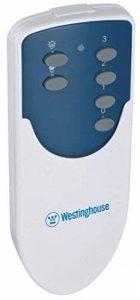 Westinghouse 72266 Télécommande d'éclairage et de ventilateur de plafond radiofréquence de la marque Westinghouse image 0 produit