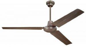 Westinghouse 7862340 Industrial Ventilateur de plafond Métal Expresso de la marque Westinghouse image 0 produit