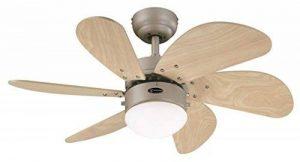 Westinghouse Turbo Swirl 78158 Ventilateur de plafond (Import Allemagne) de la marque Westinghouse image 0 produit