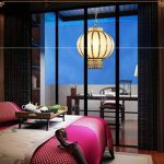 WFL Lustre en Cuivre Chinois Atmosphérique Classique Lustre Domestique Balcon Allée Porche Lumière Créatif Lanterne en Cuivre Lustre de la marque WFL image 1 produit