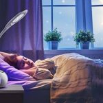 WILIT HZ T3 5W Lampe de Table Dimmable, Lampe de Bureau LED, Lampe de Chevet pour Enfants, Champ Tactile pour la Lumière de Couleur et 3 Niveaux de Luminosité, Confortable pour les Yeux, Blanc de la marque WILIT image 3 produit