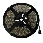 WYFC 5M Bandes Lumineuses LED Flexibles 300 LED 5050 SMD 1 44Keys Télécommande/Adaptateur d'alimentation 1 X 5A RVB Imperméable/Découpable / Connectible 100-240 V de la marque WYFC image 2 produit