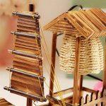 XIAOJIA Lampe de bureau Carlingue en bois à voile artisanale lampe de table pure artisanale cadeaux artisanat personnalisé de la marque XIAOJIA image 2 produit